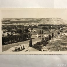 Postales: LOGROÑO. POSTAL NO.74, PAISAJE DEL EBRO. EDITA: EDICIONES ARRIBAS (H.1950?). Lote 140602692