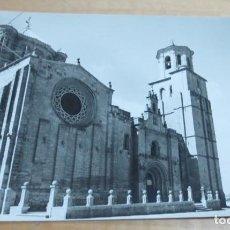 Postales: POSTAL TORO LA COLEGIATA EDICIONES PARÍS Nº 1 AÑO 1966 15X10 CM.. Lote 140744434