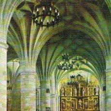 Postales: SORIA, COLEGIATA DE SAN PEDRO, ALTAR MAYOR, EDITOR:SICILIA Nº 11. Lote 140772630