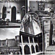 Postales: TARJETA POSTAL DE MEDINA DEL CAMPO. VALLADOLID. CASTILLO DE LA MOTA. Nº10.. Lote 141339862