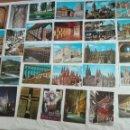 Postales: LOTE 29 POSTALES CASTILLA Y LEÓN, CIRCULADAS Y SIN CIRCULAR, NUEVAS Y ANTIGUAS. Lote 141545176