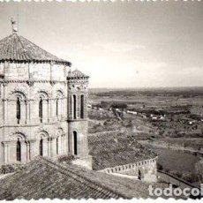 Postales: TARJETA POSTAL DE TORO. ZAMORA. COLEGIATA. DETALLE DEL CIMBORRIO. SIGLO XII. 1958. Lote 141562742