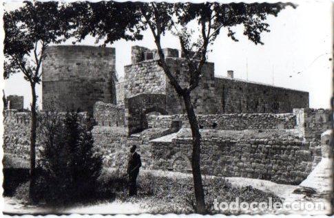 TARJETA POSTAL DE ZAMORA. CASTILLO. (Postales - España - Castilla y León Moderna (desde 1940))