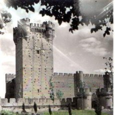 Postales: TARJETA POSTAL DE MEDINA DEL CAMPO. VALLADOLID. CASTILLO DE LA MOTA.. Lote 141563674