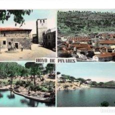 Postales: ÁVILA.- HOYO DE PINARES. Lote 141603938