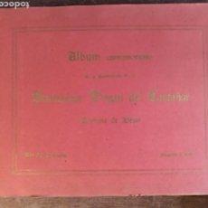 Postales: ALBUM CONMEMORATIVO DE LA CORONACIÓN DE LA SANTÍSIMA VIRGEN DEL CASTAÑAR , FOTOS CABRERA ÁLBUM N 42. Lote 104040930