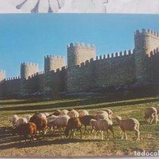 Postales: ANTIGUA POSTAL DE AVILA, SERIE INFRATEN. FOTO MIQUEL. CON PUBLICIDAD FRENESPAN.SIN CIRCULAR.. Lote 141909194