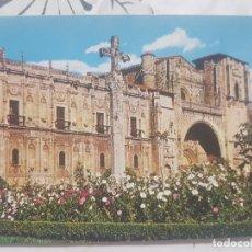 Postales: ANTIGUA POSTAL DE LEON, SERIE BUTADIONA. FOTO MIQUEL. CON PUBLICIDAD FRENESPAN.SIN CIRCULAR.. Lote 141909626