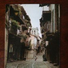 Postales: POSTAL MIRANDA DEL CASTAÑAR SALAMANCA SALVADOR BARRUECO COLECCIÓN NUEVO. Lote 142019958
