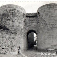 Postales: TARJETA POSTAL DE ZAMORA. ARCO DE DOÑA URRACA.. Lote 142196742