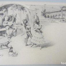 Cartoline: POSTAL SALAMANCA REVERSO SIN DIVIDIR. Lote 142237378