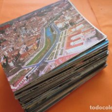 Postales: LOTE 127 BURGOS FRIAS ROA SALAS DE LOS INFANTES BRIVIESCA MELGAR FERNAMENTAL PANCORBO ARANDA DUERO N. Lote 142408638