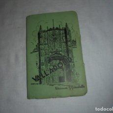Postales: LIBRO ACORDEÓN DE 10 POSTALES DE VALLADOLID MUSEO NACIONAL DE ESCULTURA RELIGIOSAS 3 GARRABELLA. Lote 142612690