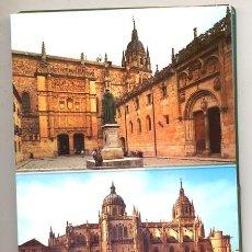 Postales: 20 POSTALES EN ACORDEON DE SALAMANCA TAMAÑO 10.50 X 7.50 - FOTOS ADIC. Lote 142801386