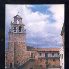 Postais: POSTAL DE ESPINOSA DE CERRATO (PALENCIA): TORRE DE LA IGLESIA Y CASA PARROQUIAL (NUM. 2). Lote 142845086