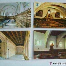 Postales: LOTE DE 4 POSTALES DE SALAMANCA : UNIVERSIDAD . DISTINTAS.. Lote 142925782
