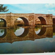 Postales: SAHAGUN, (LEON) PUENTE CANTO, EDITOR: ALCE Nº 247 SIN CIRCULAR. Lote 143093578
