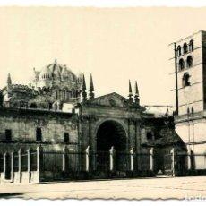 Postales: TARJETA POSTAL FOTOGRAFICA - ZAMORA / LA CATEDRAL. Lote 143264882