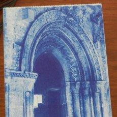 Postales: POSTAL DE MIRANDA DE EBRO, BURGOS, PORTADA DE LA IGLESIA DE SAN NICOLAS, N. 9, NO CIRCULADA.. Lote 143540714