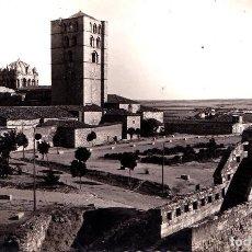 Postales: ZAMORA - LA CATEDRAL VISTA DESDE EL CASTILLO. Lote 143555074