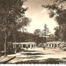 Postales: POSTAL, VALLADOLID, CAMPO GRANDE-FUENTE DEL CISNE, GARRABELLA, ESCRITA. Lote 143613702