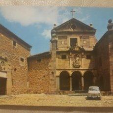 Postales: ANTIGUA POSTAL DE AVILA, IGLESIA DE SAN JOSÉ. ED. GARCÍA GARRABELLA N°70. SIN CIRCULAR.. Lote 144293625