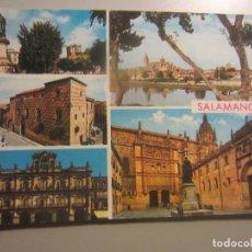 Postales: POSTAL SALAMANCA. Lote 144307930