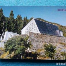 Postales: RIBADELAGO DE FRANCO. IGLESIA.. Lote 144343294