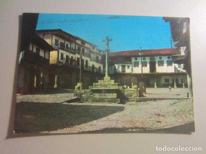 POSTAL LA ALBERCA ( SALAMANCA ) (Postales - España - Castilla y León Moderna (desde 1940))
