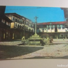 Postales: POSTAL LA ALBERCA ( SALAMANCA ). Lote 144678322