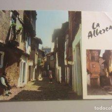 Postales: POSTAL LA ALBERCA ( SALAMANCA ). Lote 144678354