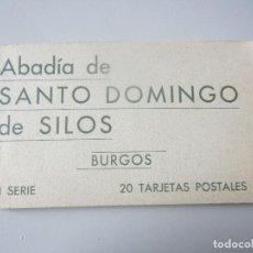 Postais: BLOCK POSTALES ABADIA DE SANTO DOMINGO DE SILOS ( BURGOS). Lote 144829102
