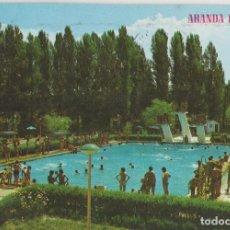 Postales: POSTALES POSTAL ARANDA DE DUERO BURGOS MATA SELLOS. Lote 145285886