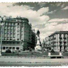 Postales: TARJETA POSTAL FOTOGRAFICA - VALLADOLID / PLAZA DE ZORRILLA. Lote 145448894