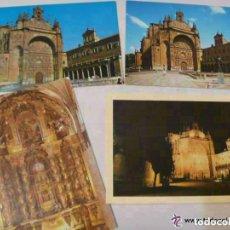 Postales: LOTE DE 4 POSTALES DE SALAMANCA : CONVENTO DE SAN ESTEBAN . DISTINTAS. Lote 145763018