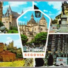 Postales: M - SEGOVIA - DIVERSOS ASPECTOS. Lote 145984946