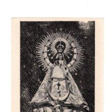 Postales: SEGOVIA.- SANTISIMA VIRGEN DE LA FUENCISLA. Lote 146203566