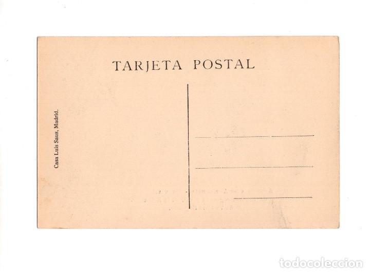Postales: SEGOVIA.- ACADEMIA DE ARTILLERÍA - BANDERA REGALADA POR S.M. LA REINA DOÑA VICTORIA EUGENIA - Foto 2 - 146298734