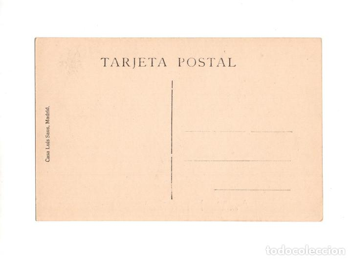 Postales: SEGOVIA.- ACADEMIA DE ARTILLERÍA - ALCÁZAR SALA DEL CORDÓN - Foto 2 - 146300338