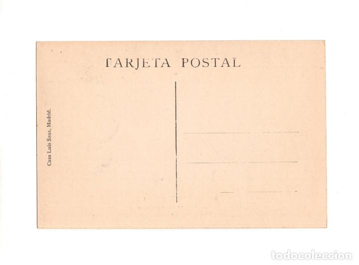 Postales: SEGOVIA.- ACADEMIA DE ARTILLERÍA - COMEDOR DEL INTERNADO - Foto 2 - 146301370