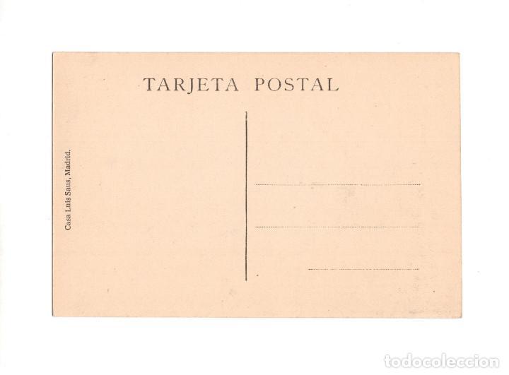 Postales: SEGOVIA.- ACADEMIA DE ARTILLERÍA - GABINETE DE TOPOGRAFÍA - Foto 2 - 146302390