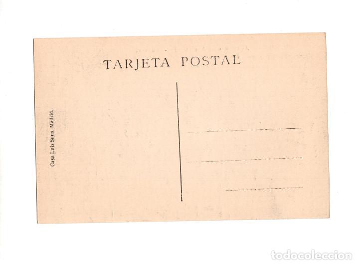Postales: SEGOVIA.- ACADEMIA DE ARTILLERÍA - PLAZUELA - Foto 2 - 146302774