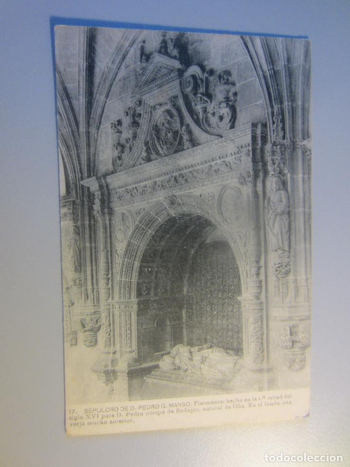 POSTAL OÑA ( BURGOS ) (Postales - España - Castilla y León Antigua (hasta 1939))