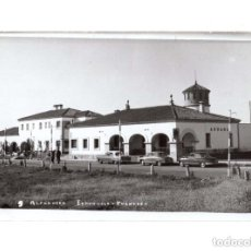 Postales: FONTES DE ONOR.(SALAMANCA).- ADUANA. ALFANDEGA ESPANHOLA FUENTES. Lote 146406414