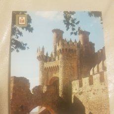 Postales: ANTIGUA POSTAL PONFERRADA, LEÓN. CASTILLO DE LOS TEMPLARIOS, SIN CIRCULAR. ED. ESCUDO DE ORO N°5614.. Lote 146705730