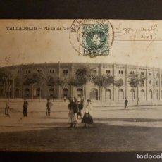 Postales: VALLADOLID PLAZA DE TOROS. Lote 147287438