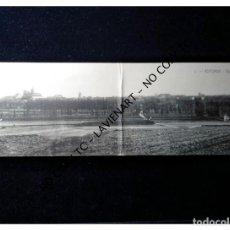 Postales: POSTAL DOBLE ASTORGA - CASTILLA Y LEÓN - 1 VISTA GENERAL- SIN EDITOR - MUY RARA. Lote 147401418