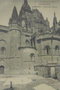 17 Salamanca. Catedral. Torre del Gallo
