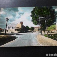Postales: SALDAÑA PALENCIA AVENIDA REYES CASTOLICOS. Lote 147817834