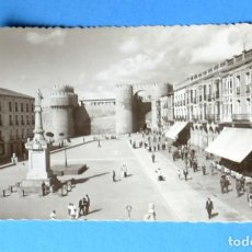 Cartes Postales: POSTAL DE AVILA: PLAZA DE SANTA TERESA DE JESÚS. Lote 147885994